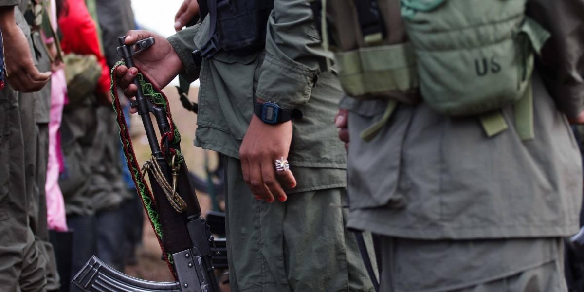 Paz sigue con tropiezos tras un año de dejación armas por Farc