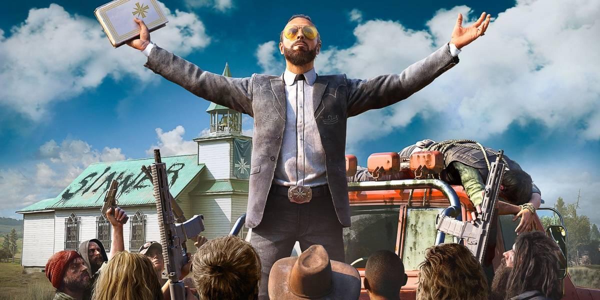 """Guionista de Far Cry 5: """"El juego fue hecho por adultos y para adultos"""" [FW Entrevista]"""