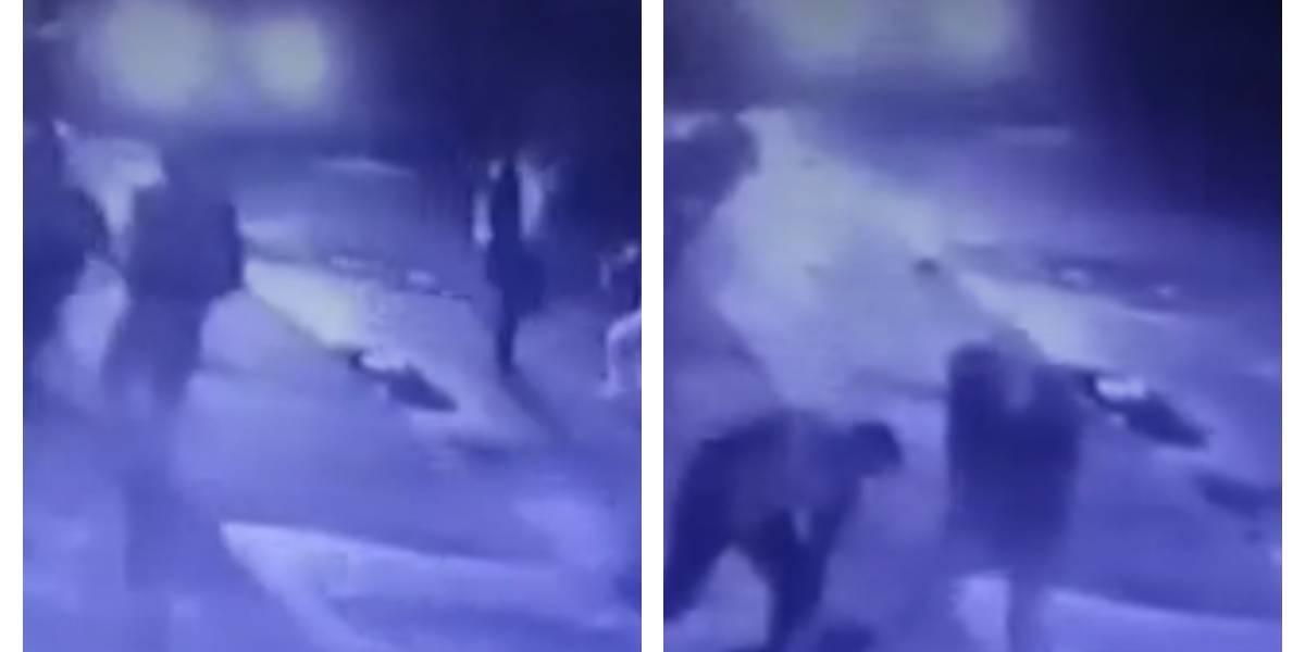 Joven fue apuñalado cerca a la universidad Javeriana durante un robo