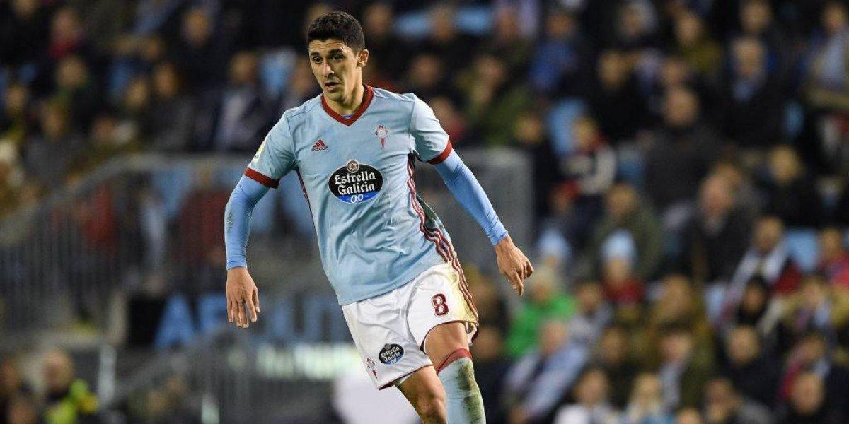 El Tucu Hernández sufre dura lesión y se perdería el resto de la temporada en Celta