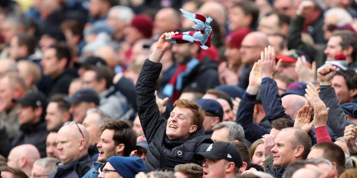 Seguidores del West Ham se enojan con David Moyes