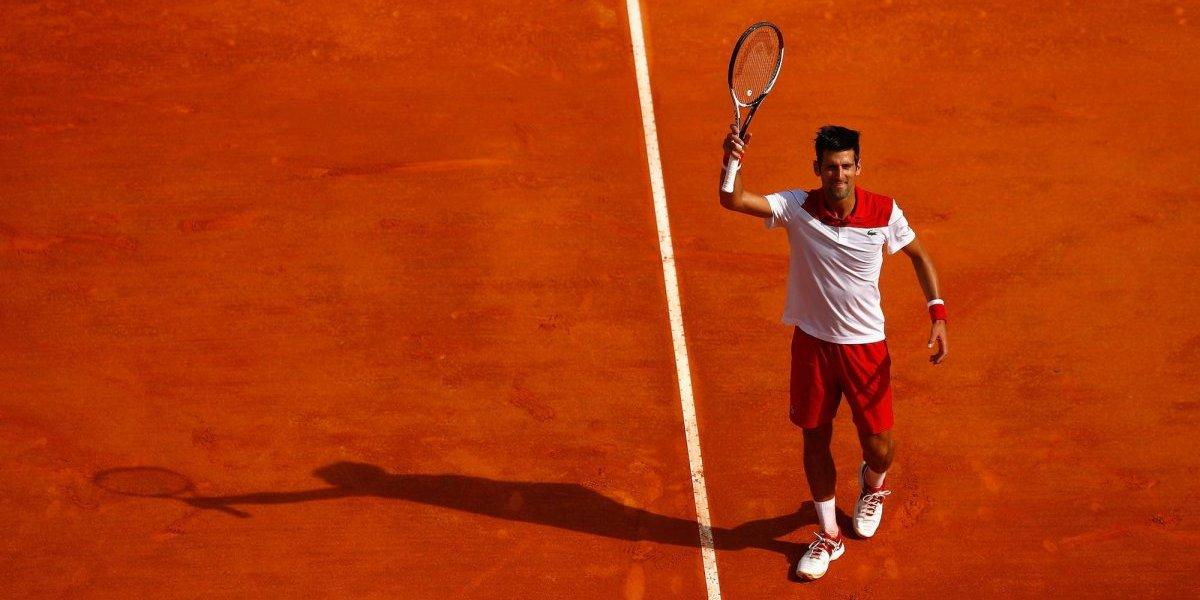 Novak Djokovic obtuvo su primera victoria del año