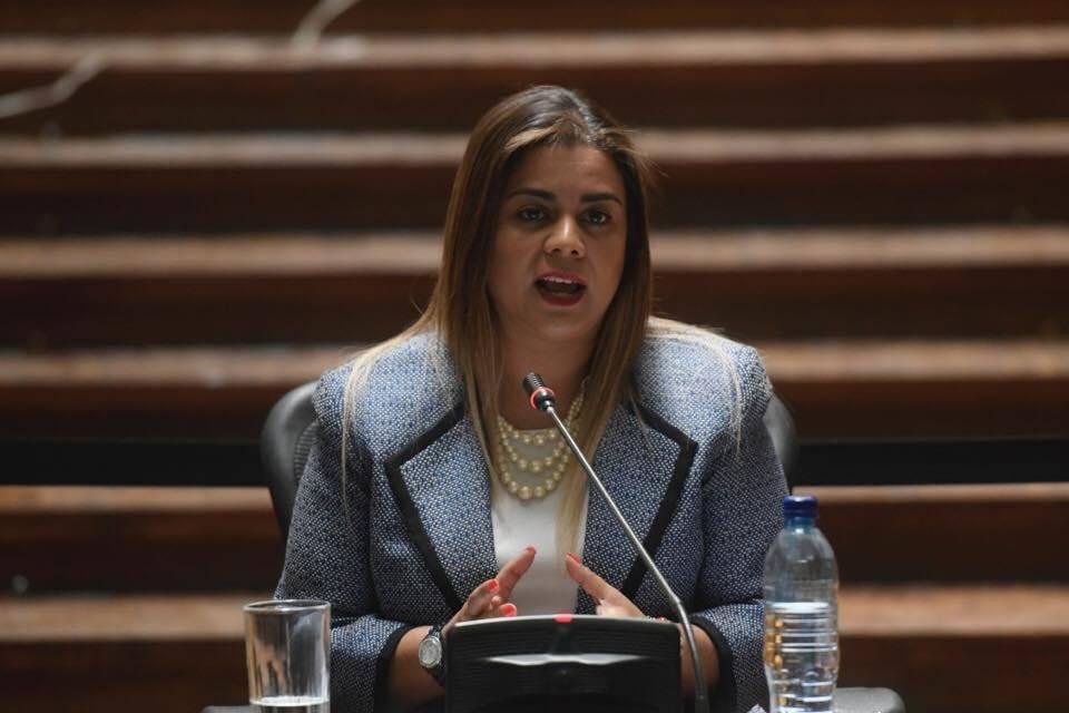 Gladys Verónica Ponce Mejicanos