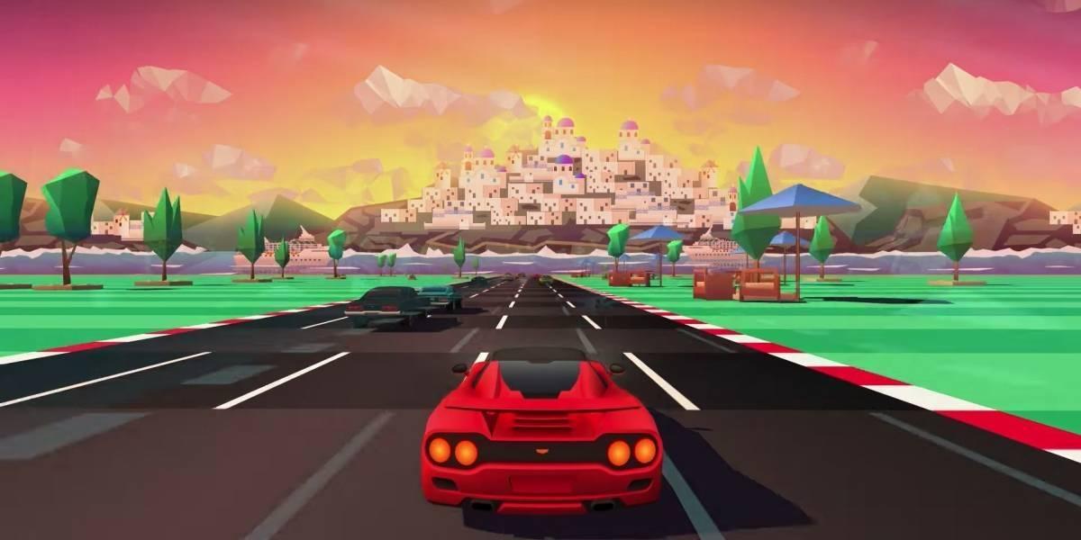Com DNA brasileiro, sucessor espiritual do mítico 'Out Run' chegará em breve a PS4 e PC