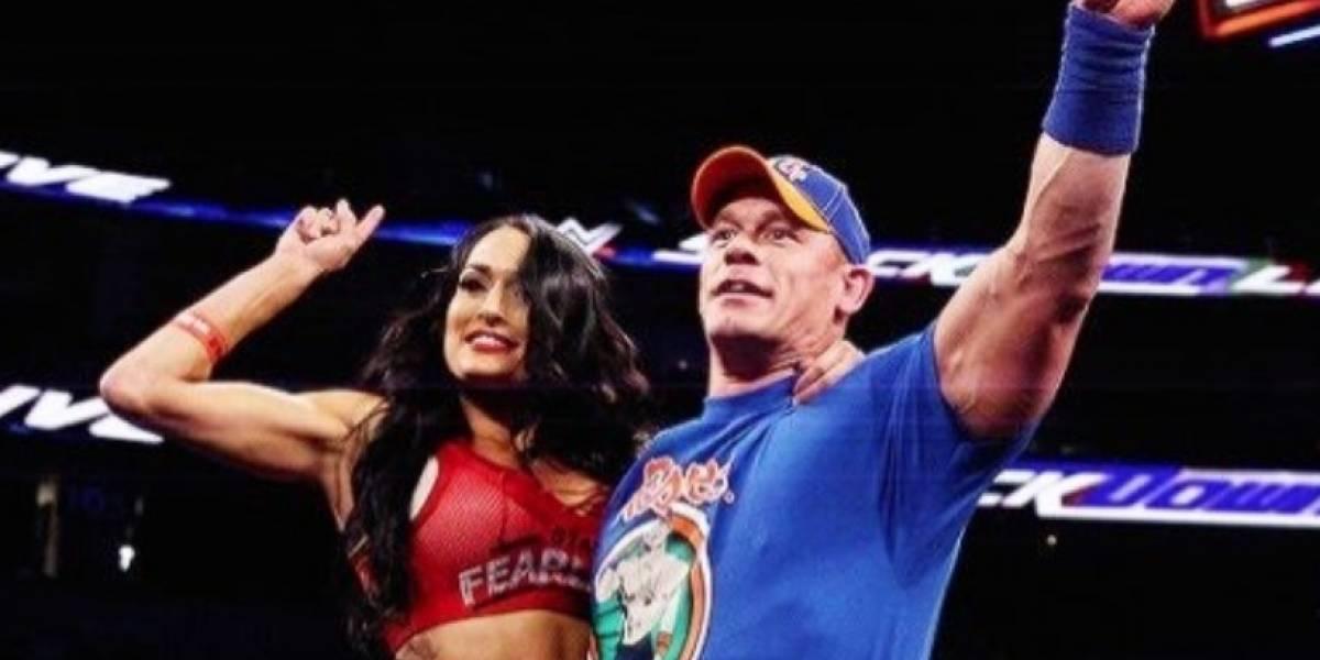 John Cena y Nikki Bella terminaron su relación yasí reaccionaron los fans de la WWE