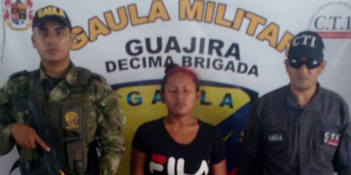 Caen presuntas secuaces de alias 'Kim Kardashian' en La Guajira