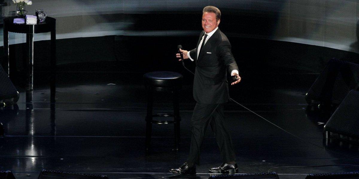 Luis Miguel ofreció espectacular show en el Auditorio Nacional