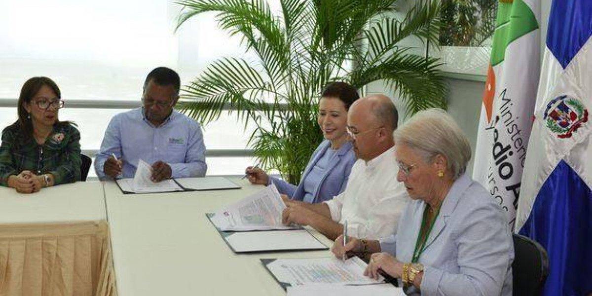 Entidades renuevan acuerdo de comanejo del Parque Nacional Valle Nuevo