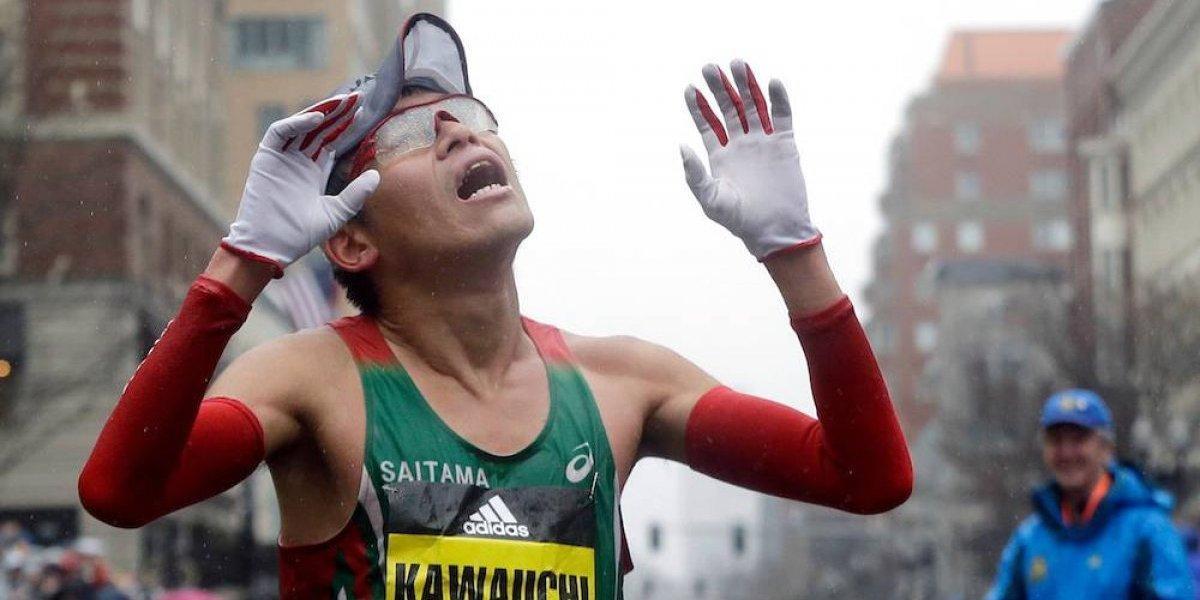 Yuki Kawauchi se convierte en el primer japonés desde 1987 en ganar maratón de Boston