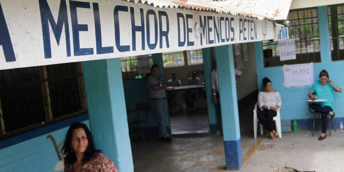 Melchor de Mencos: Confían haber dado un paso hacia la paz con su voto