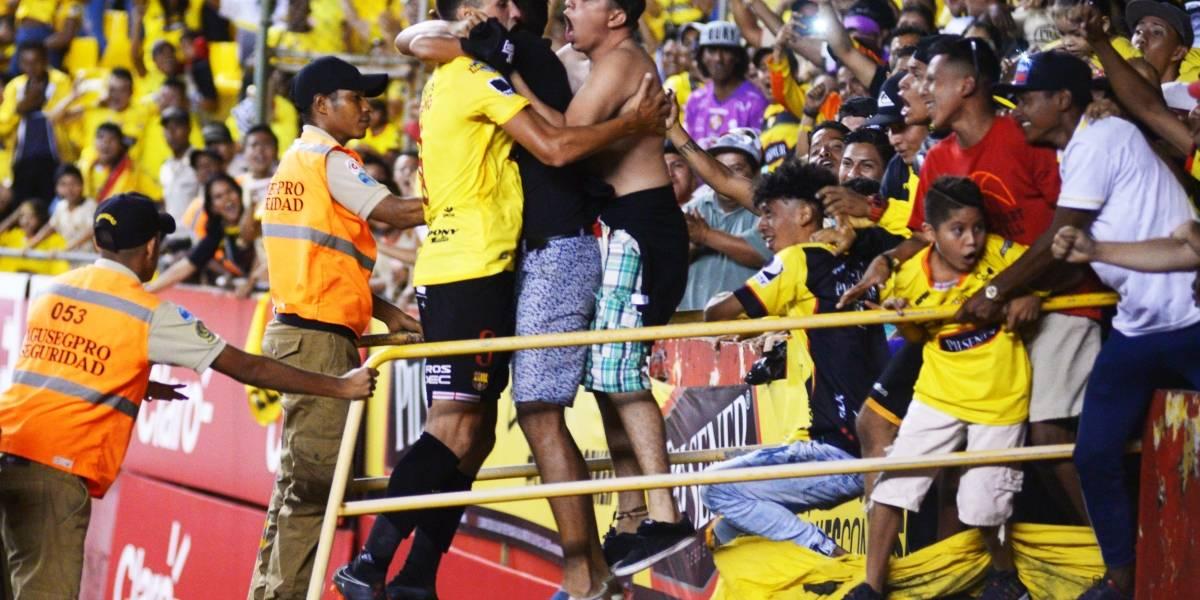 Barcelona SC venció 1-0 a Guayaquil City