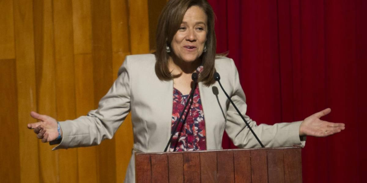 Zavala responsabiliza a abandono de instituciones por inseguridad en Nuevo León