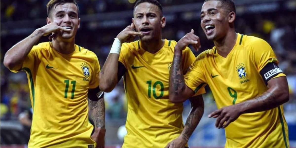Netflix quiere tener material exclusivo de Brasil en el Mundial de Rusia 2018