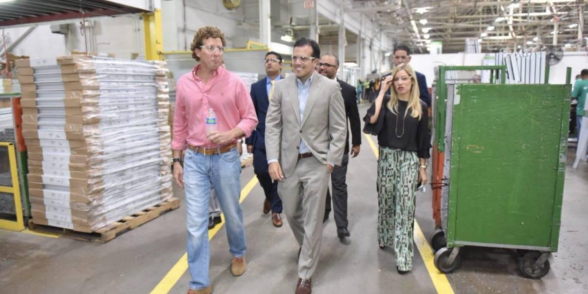 Gobernador Rosselló Nevares anuncia ampliación de compañía puertorriqueña en Barceloneta