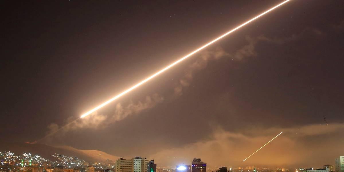 """""""¿Misión cumplida?"""": El ataque aliado contra Siria desde una mirada pro-rusa"""