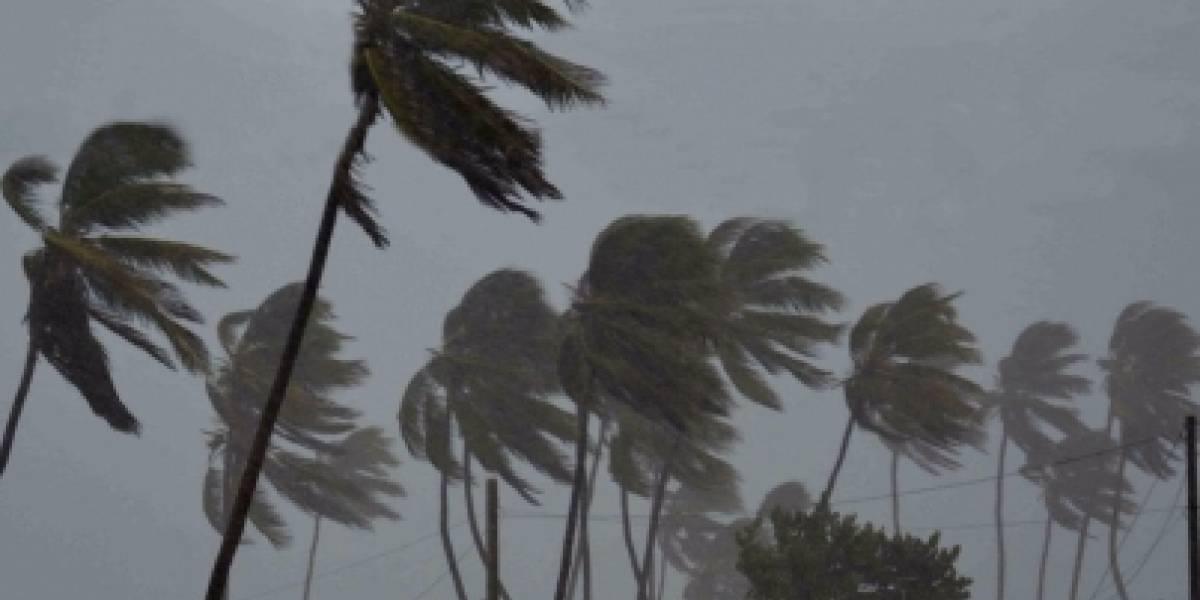 Este lunes se esperan fuertes vientos y tolvaneras en el norte del país