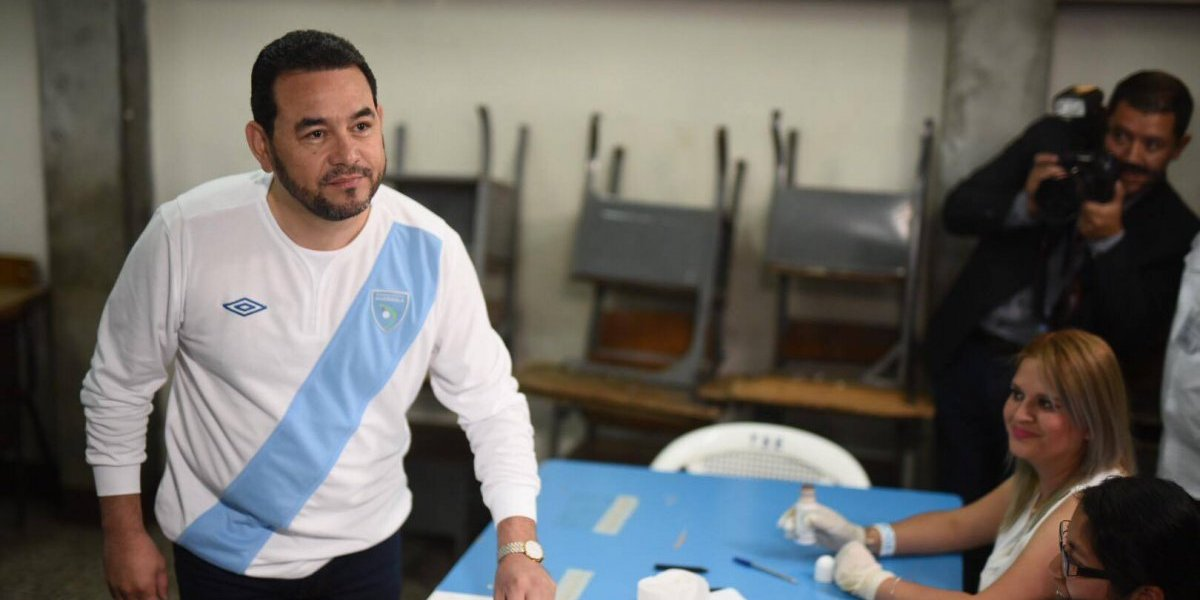 Presidente felicita al pueblo de Guatemala por apostar por una solución pacífica ante diferendo con Belice