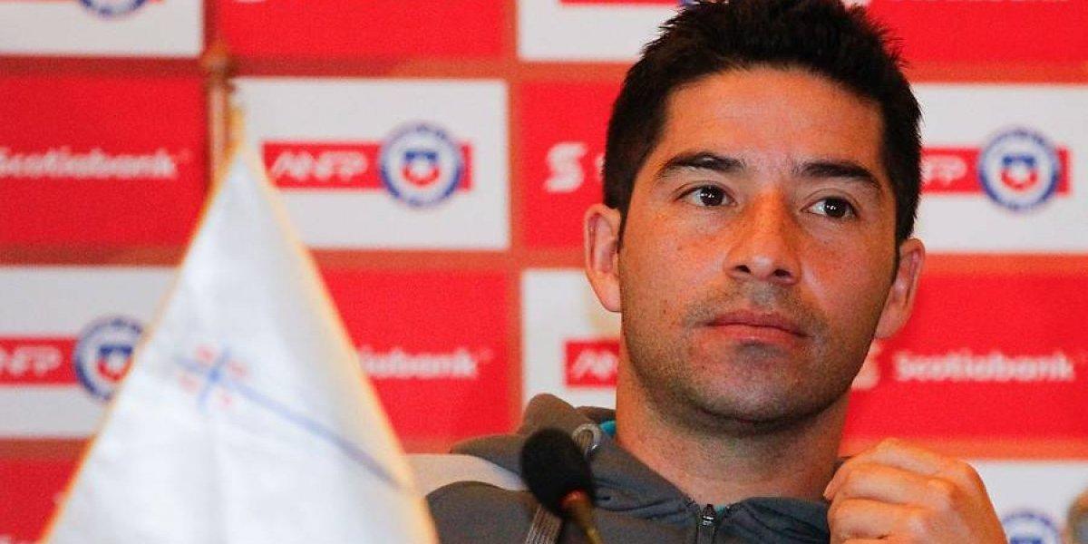 Discusión entre Pinilla y Beausejour no fue informada por Roberto Tobar