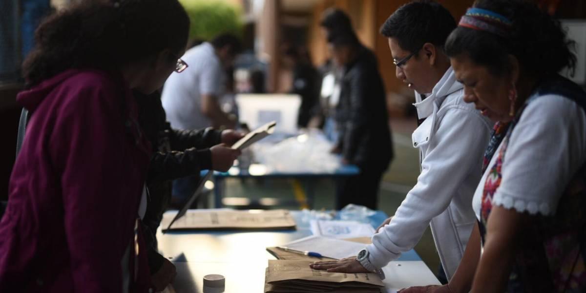 Nueve partidos están listos para proclamar a candidatos
