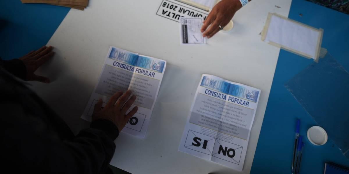 Consulta popular por diferendo con Belice es la de mayor participación en Guatemala