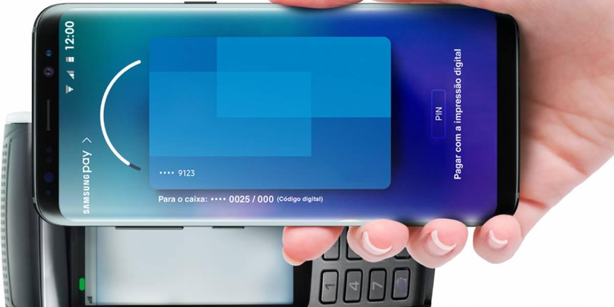 Samsung Pay anuncia suporte a novos cartões no Brasil