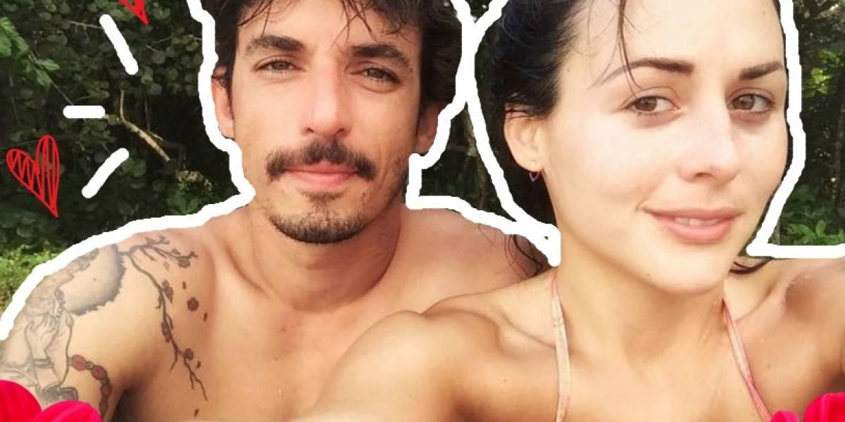 Zuria Vega y Alberto Guerra enfrentan conflictos amorosos en nueva cinta