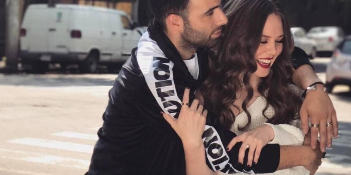 Joy reacciona a los rumores de romance con Jeancarlos Canela
