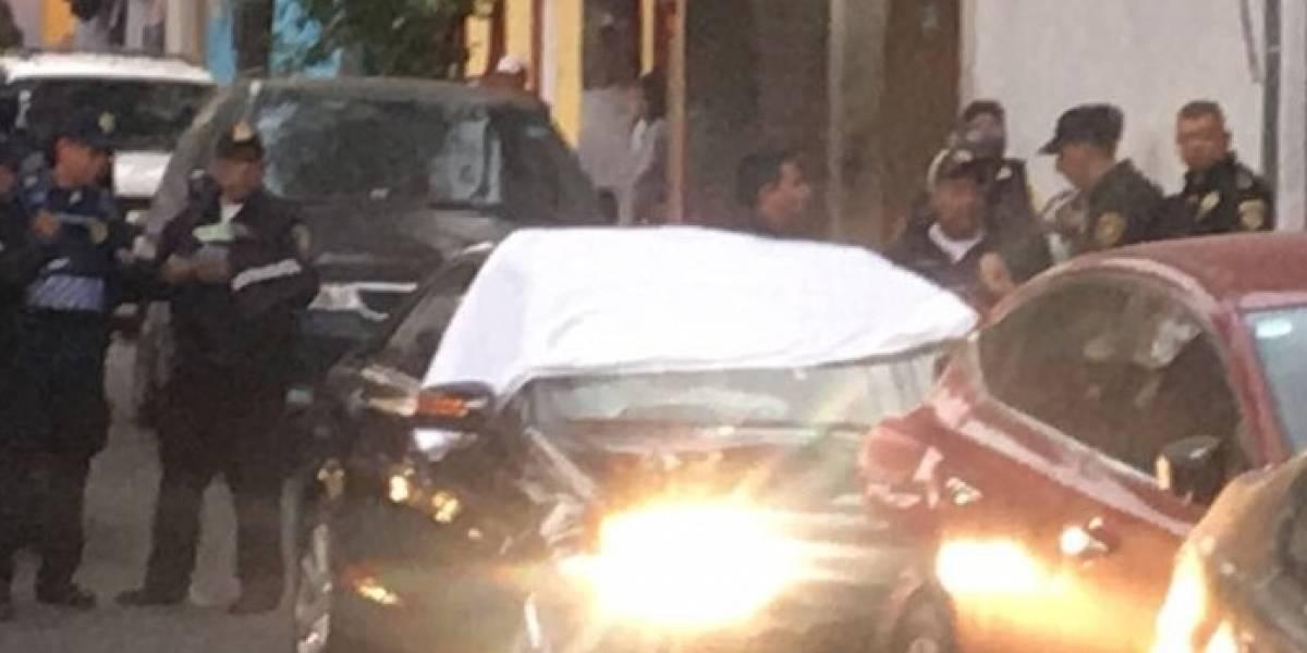 Matan a conductor de auto de lujo en la Guerrero por huir de robo