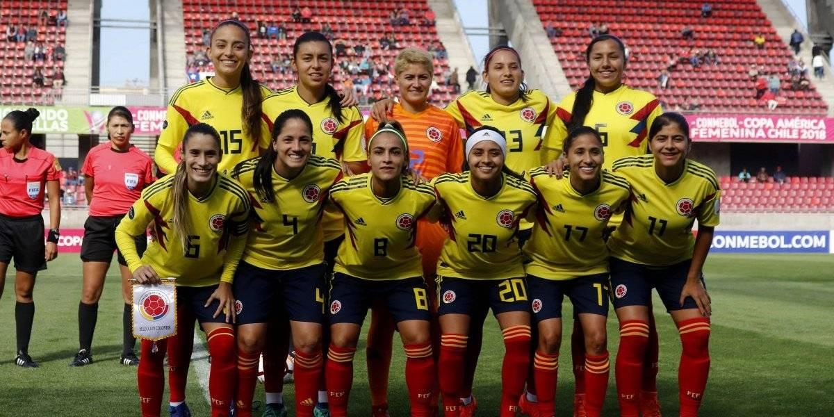 La Selección Colombia femenina juega ante Argentina por la Copa América