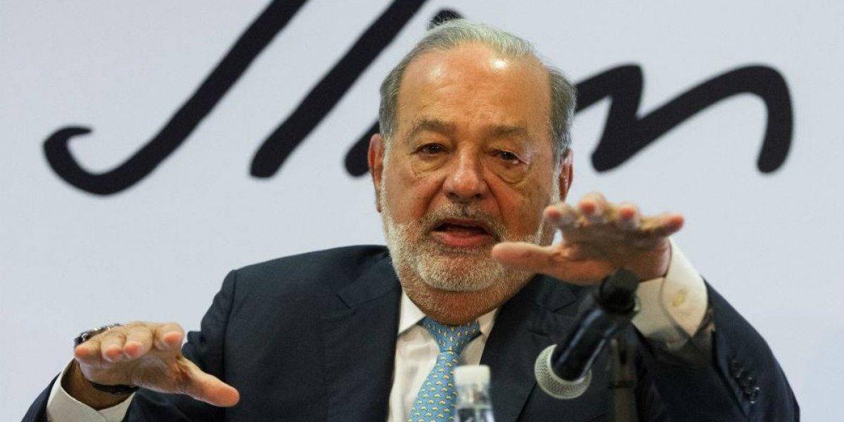 Preocupa y da miedo el proyecto de gobierno de AMLO: Carlos Slim