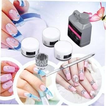 Kit decorado uñas