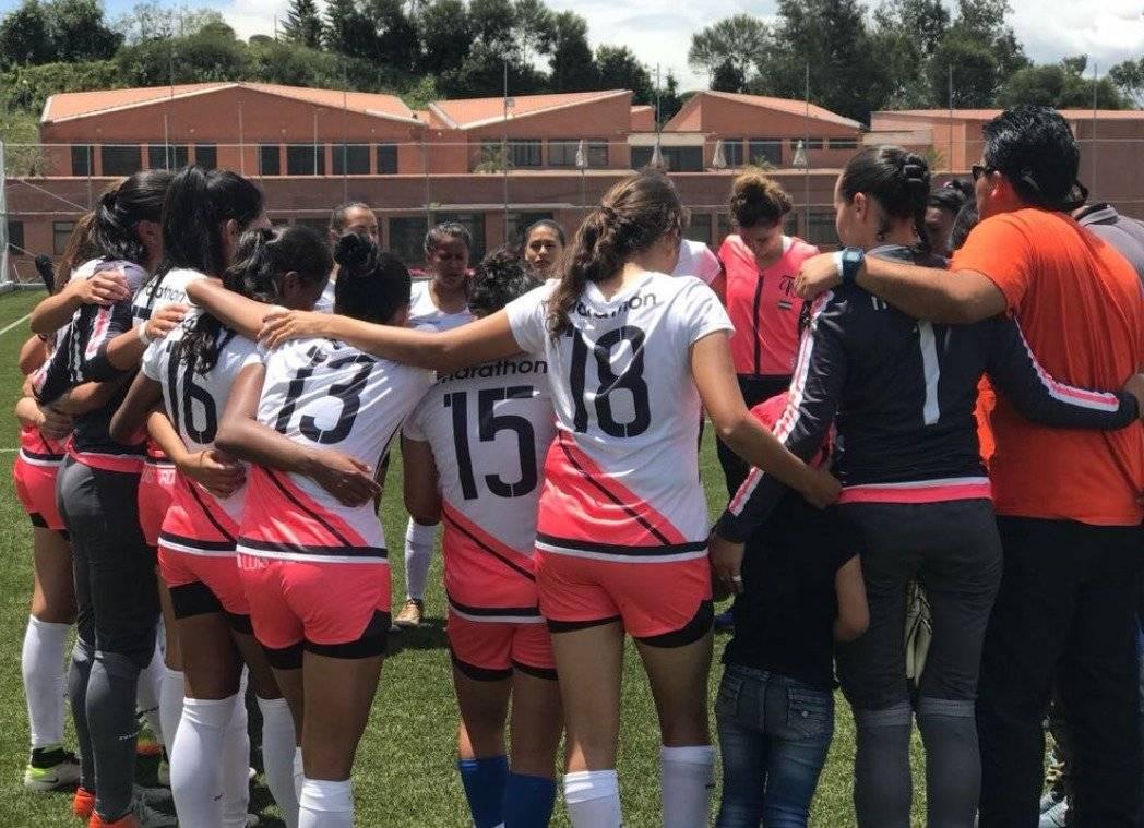 Twitter Fútbol femenino, Ecuador