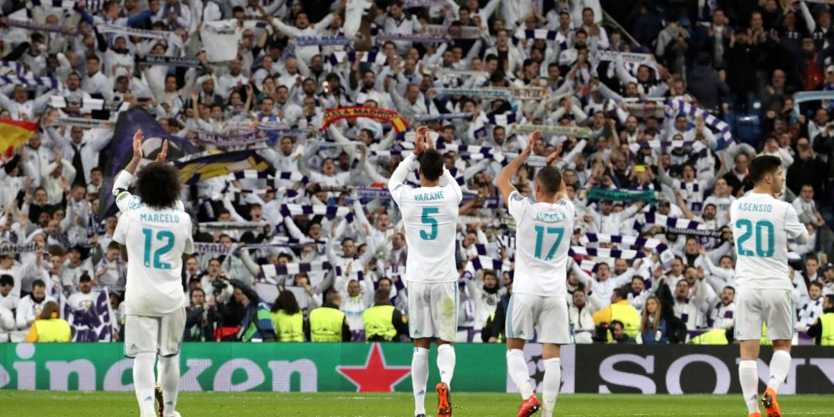 Real Madrid a ganar y descontar frente al Athletic Bilbao
