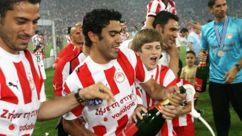 Nery Castillo Olympiacos FC