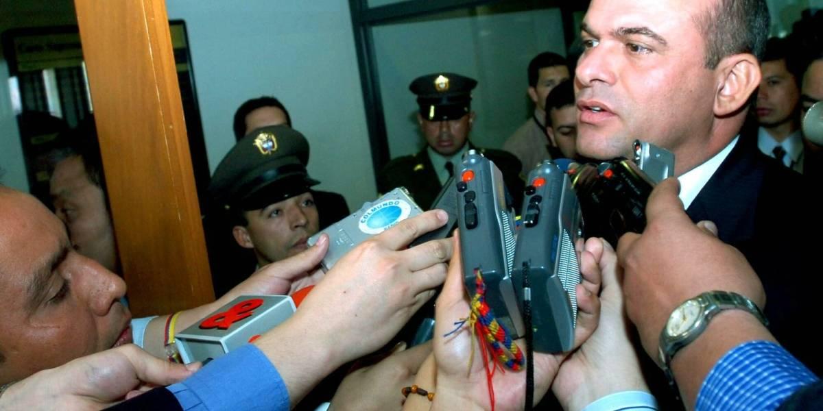 El exjefe paramilitar Salvatore Mancuso se acogió a la JEP