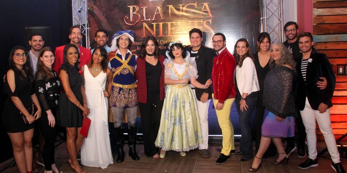 Blanca Nieves, un musical para toda la familia desde el sábado 28 en el Teatro Blue Room de Blue Mall