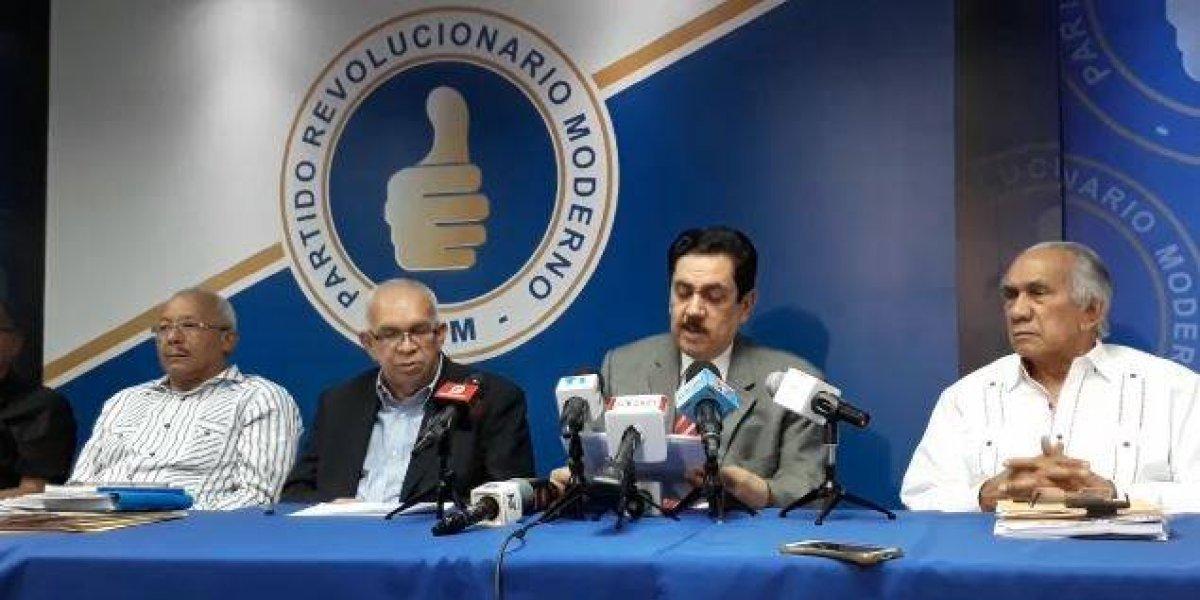 Paliza gana presidencia del PRM con 75,97 % y Mejía la secretaría con 70,22 %