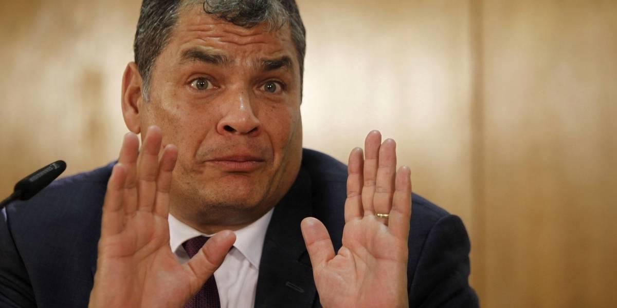 Rafael Correa pide a César Navas que explique situación en frontera