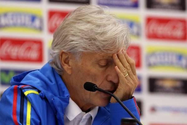 Lesionados de la Selección Colombia previo al Mundial Rusia 2018