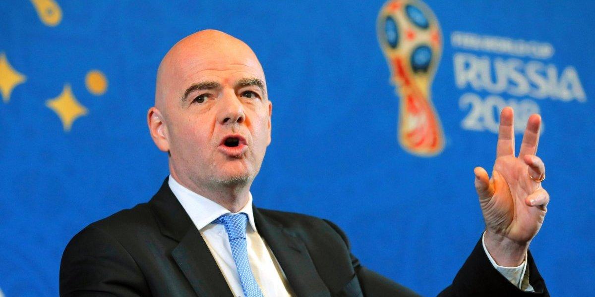 Europa se opone a Conmebol en su propuesta de ampliar el Mundial 2022