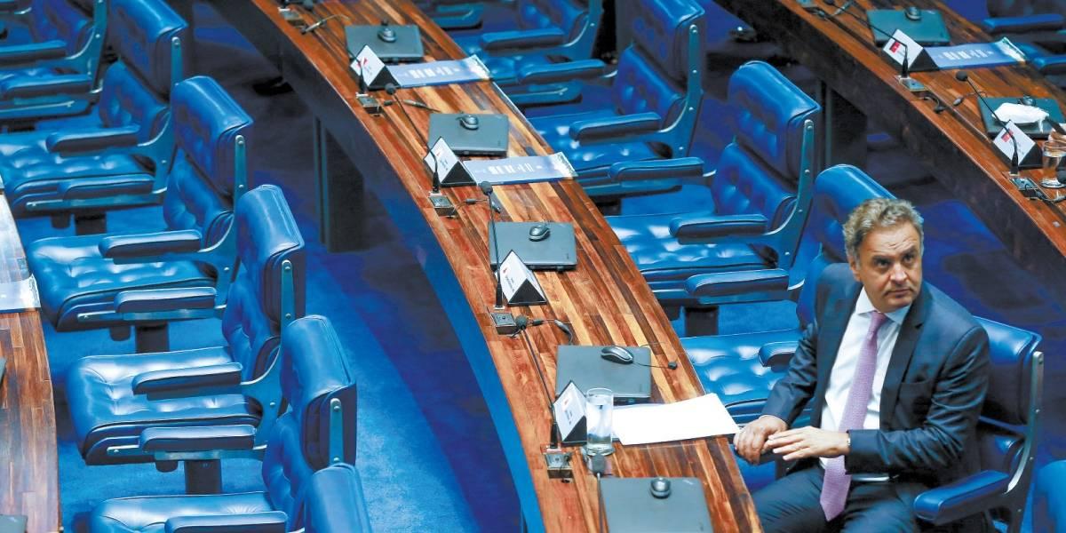 STF julga hoje Aécio Neves no caso JBS