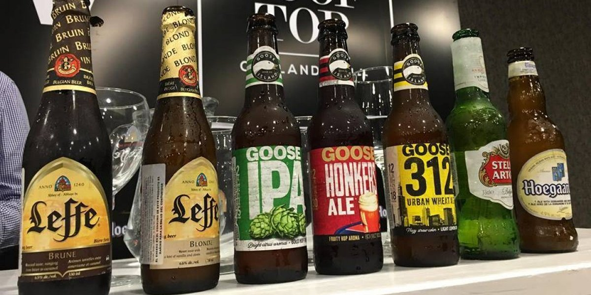 ¿Ya probaste estas siete cervezas del portafolio de Ambev?