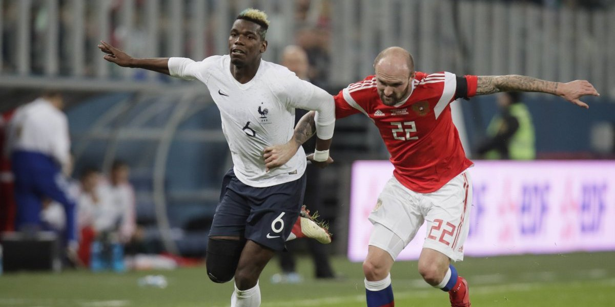 FIFA acusa de racismo a Rusia y abre un expediente disciplinario a dos meses de Mundial
