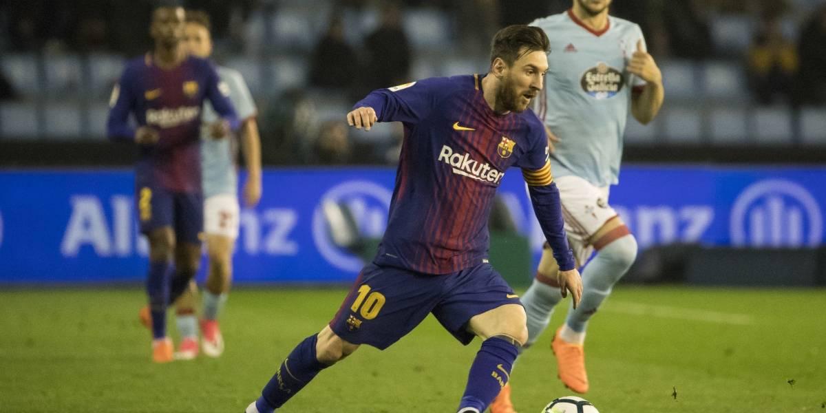 Barcelona sigue su camino histórico en la Liga y queda a un paso del título en España