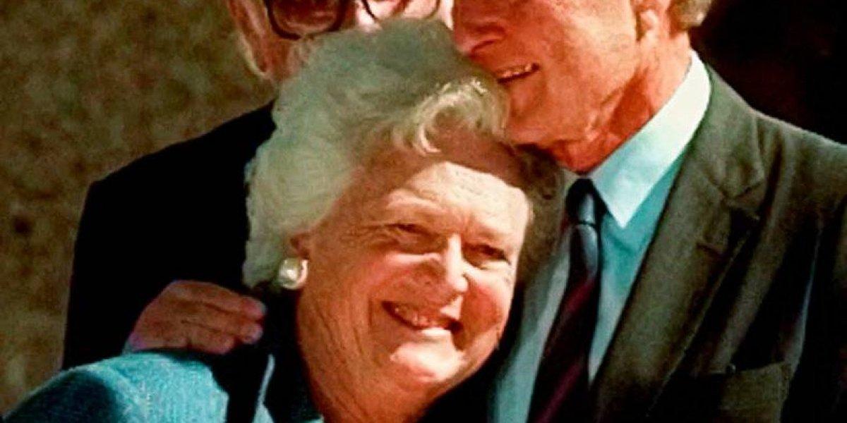 Ex primera dama de EE.UU Barbara Bush falleció a los 92 años