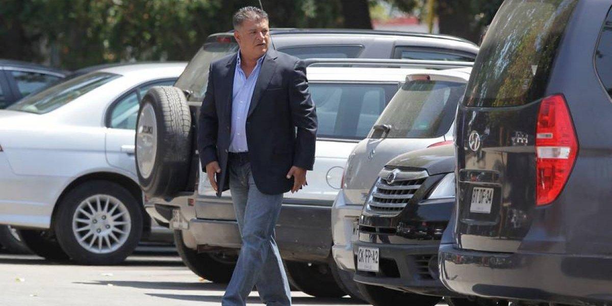 """Borghi asegura que Ruiz-Tagle no lo llamó para reemplazar a Guede: """"No lo veo desde septiembre"""""""