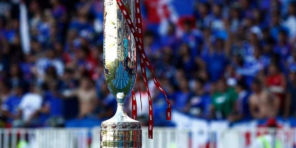 La programación completa de la segunda fase de la Copa Chile 2019
