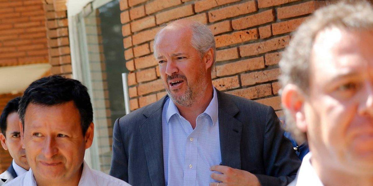 Juan Tagle no se mueve de la presidencia de Cruzados y seguirá por los próximos tres años