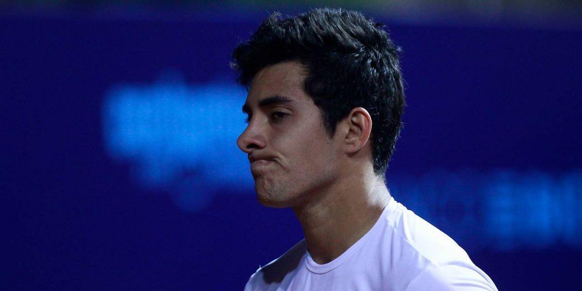 La aventura de Christian Garín en Blois llegó a su fin y ahora se enfoca en Wimbledon