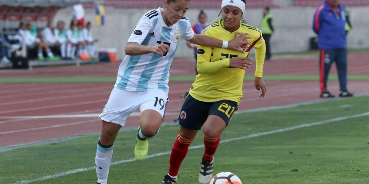¡Tri-steza! Argentina terminó con el invicto de nuestras 'superpoderosas'